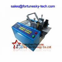 Sell Automatic Tube/Foil/Webbing Cutting Machine (Desktop Model)