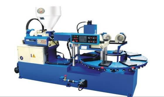 shoe making machine: Sell TPR Sole Injection Molding Machine