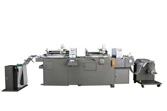 Pass Printing Machine Screen Printing Machine