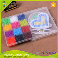 Wholesale toy: Main Product Fashionable Direct Selling PE Perler Beads Toy for Sale
