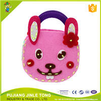 Wholesale Nonwoven Fabric: New Product China Import Vietnam DIY Toy Rabbit Shape Nonwovens Bags