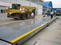 Sell Mobile Heavy-duty Truck Scale/Weighbridge/Vehicle Scale