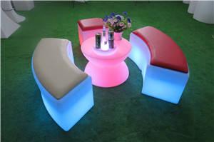 Wholesale Garden & Patio Sets: LED Chair
