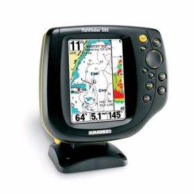 humminbird 4063201 fishfinder 595c sonar and gps combo product, Fish Finder