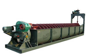 Wholesale mining equipment: Classifying Equipment High-weir Spiral Screw Classifier Price in Mining