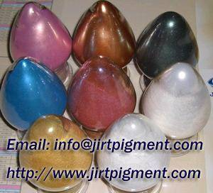 Wholesale Pigment: Pearl Pigment - Crystal Series