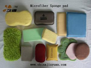 Wholesale sponge: Microfiber Sponge Pad