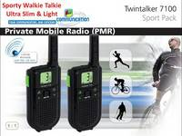 Sell Latest Sporty Walkie Talkie (Ultra Slim -15mm)