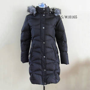 Wholesale Coats: Ladie's Parka, Ladie's Long Coat, Ladie's Winter Jacket, Girl's Parka [449461L]