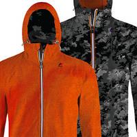 Spring Jacket, Seam Sealed JKT, Printed JKT, Packable Jacket, Reversible JKT [JKH002]