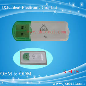 Wholesale usb wireless dongle: Bluetooth USB Audio Dongle for All Speakers