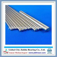 Sell linear shaft harden and chrome plated for 3d printer and CNC machine