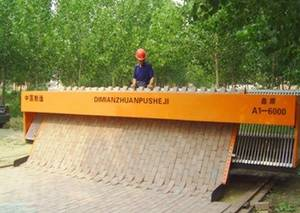 Wholesale Pavers: Brick Road Paving Machine