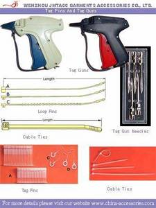 Wholesale Tag Guns: Tag Pins and Tag Guns
