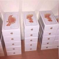 Wholesale f: Paypal Is Ok.........BUY 2 GET 1 FREE Original Apples Iphones 6s Plus 16gb 64g 128gb Brand New SIM F
