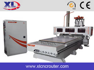 Wholesale welding consumable: XLM25 Wood Panel Furniture CNC Router Machine
