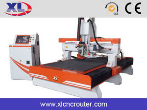 Wholesale furniture: XLM25 ATC Mini Wood Engraving CNC Router Drilling Machines for Panel Furnitures