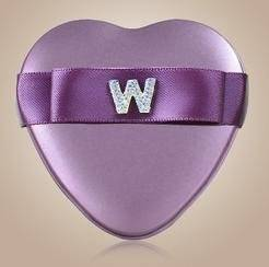 Wholesale candy tin: Charming Wedding Favor Boxes Candy Gift Case Heart Shaped Tin Box