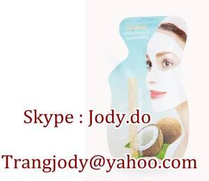 Wholesale jelly: Raw Coconut Jelly / Bio Cellulose Mask / Nata De Coco Sheet