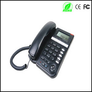 Wholesale Corded Telephones: Corded Telephone with Caller ID
