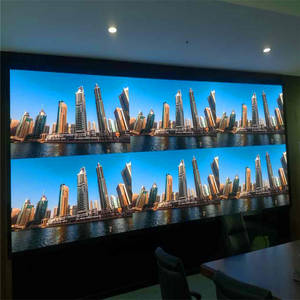 Wholesale led curtain screen: Quality P1.667 Indoor Full-color LED Screen LED Curtain