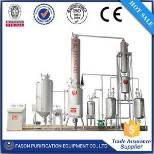 Wholesale gasoline engine hydraulic pump: High Viscosity Portable High-accuracy Oil Recycling Purifier Machine