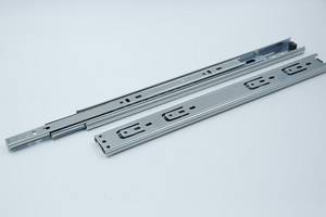 Wholesale drawer runners: 3 Fold Ball Bearing Drawer Slide with Soft Closing