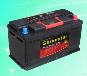 Wholesale best automotive battery: Supply Chinese DIN Standard 12V100Ah Sealed Maintenance Free Car Battery