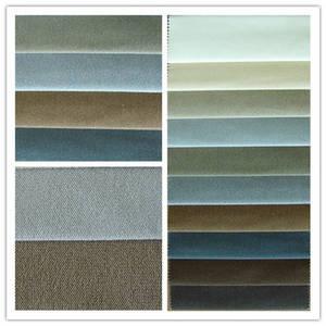 Wholesale polyester sofa fabric: 100% Polyester Yarn Dyed Cation Velvet Fabric Sofa
