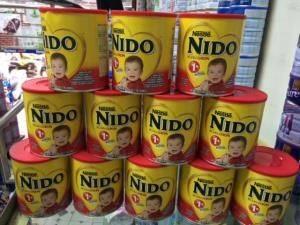 Wholesale baby: Red Cap Nido Milk Powder,  NIDO THIS BABY FORMULA