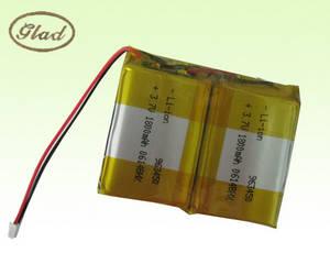 Wholesale Battery Packs: 963450 7.4v 1800mah Li-polymer Battery for PDA