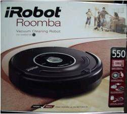 Sell New Irobot Roomba 550 560 Vacuum Cleaning Robot
