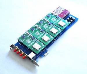 Wholesale voip hardware: 4channels Asterisk GSM  Card with 4 SIM Card