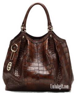 Wholesale handbags: Crocodile Handbag