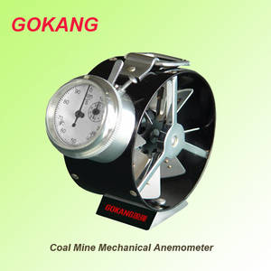 Wholesale mechanical watches: Portable Handheld Precise Mechanical Watch Type Anemometer Wind Speed Meter
