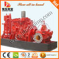 Sell with trailer diesel engine water pump