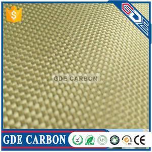 Wholesale bullet proof fabric: KEVLAR Plain Weave Fabric