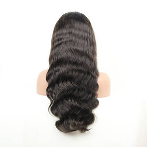 Wholesale full lace wigs: 100% Indian Hair Full Lace Wig