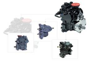 Wholesale Transmission Parts: Hydrostiatic Transmission (HST)