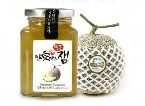 Wholesale Jam: Gokseong Melon Jam - Fruit Jam