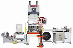 Wholesale aluminum: Aluminum Foil Container Making Machine (C-frame Press Type)