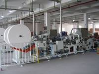 Fully Automatic Pocket Tissue Making Machine (1 Lane) 2