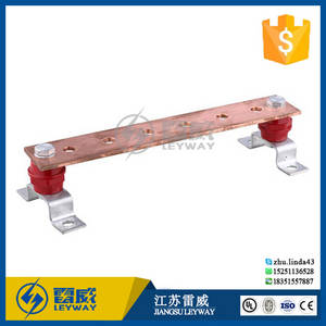 Wholesale ground station: Electrical Ground Bus Bar of Earthing System