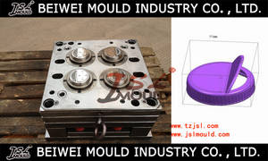 Wholesale plastic injection mould: Plastic Injection Cap Mould