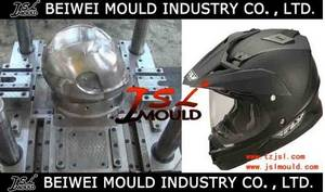 Wholesale motorcycle: Plastic Injection Motorcycle Helmet Shell Mould