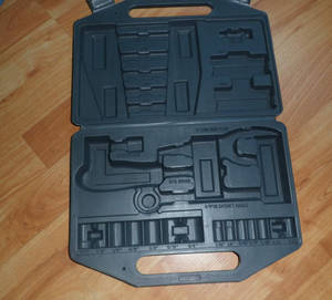 Wholesale tool box/package: Plastic Injection Molding