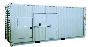 Wholesale diesel pump parts: Container Generator Set