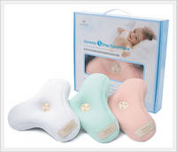 alpremio 3 Step Baby Pillow