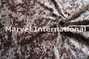 Wholesale bed blanket: Discharge Printed Super Soft Fabric