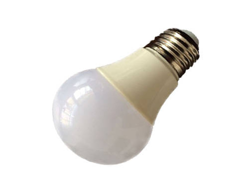 led bulbs: Sell PBT with stamping aluminum 270 degrees A70 9W led bulb housing parts